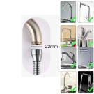 2 X 3 Modes Adjustment Kitchen Sink 360 Flexible Extension Hose Faucet Sprayers Attachment Water Saving Long Nozzles