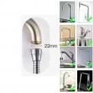 4 X 3 Modes Adjustment Kitchen Sink 360 Flexible Extension Hose Faucet Sprayers Attachment Water Saving Long Nozzles