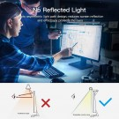 68LED USB Powered Computer Monitor Lamp Laptop Monitor Light Bar with 3 Color Modes