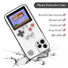2 X Coloured Display Phone Case for iPhone with 36 Games