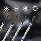 16 Piece Precision Screwdriver Set Hex Socket Head Eyeglass Repairing Watch Repairing Tools Kit