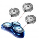 3 Pack HQ8 Replacement Shaver Heads for Philips Electric Norelco Shaver Razor