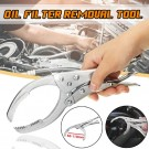 Adjustable Car Oil Filter Plier Remover Wrench Vise Spanner Tool Locking Grip