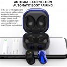 S6 Plus TWS Wireless Earbuds Bluetooth 5.1 Headphones Hi-Fi Stereo Headset Waterproof Sport Earphones with Charging Case