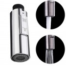 2 Modes Pull Down Faucet Spray Head Kitchen Sink Faucet Nozzle Head Sprayer Style 2