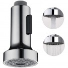 2 Modes Pull Down Faucet Spray Head Kitchen Sink Faucet Nozzle Head Sprayer Style 3