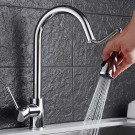 2 Modes Pull Down Faucet Spray Head Kitchen Sink Faucet Nozzle Head Sprayer Style 4