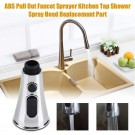 2 Modes Pull Down Faucet Spray Head Kitchen Sink Faucet Nozzle Head Sprayer Style 8