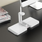 4 In 1 Wireless Charging Stand Wireless Charger Dock for iPhone Android Apple Watch AirPods