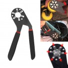 6 Inch Adjustable Multifunction Universal Wrench Chuck Spanner Hand Tool