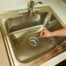 Sewer Pipe Bathtub Cleaning Bar