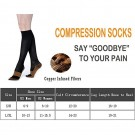 3 Pairs Compression Running Socks for Men and Women