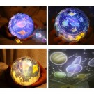 Christmas Romantic Night Light Projection Lamp Style 2