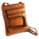 Genuine Leather Crossbody Little Purse