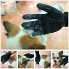 1 Pair of Massaging Grooming Gloves