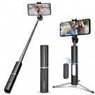 Wireless Remote Bluetooth Selfie Stick with Tripod Stand