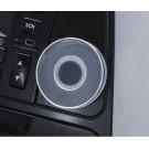 4 X Nano Gel Pad Traceless Magic Stickers Round and Square