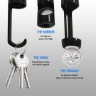 3 in 1 Mini Camera Flexible Tube Endoscope