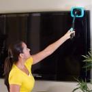 2 X Reusable Car Window Windscreen Glass Cleaner Kits