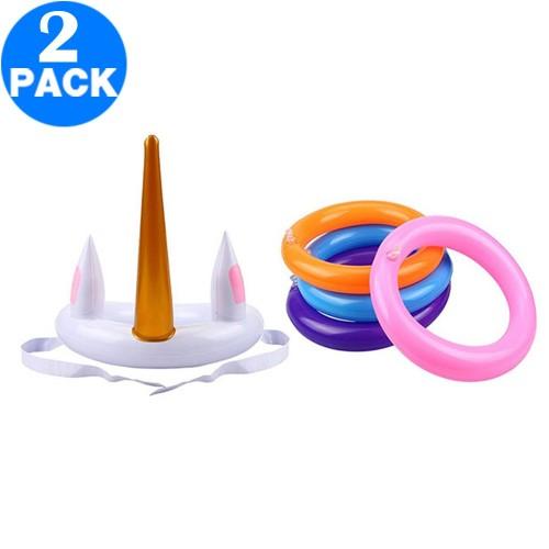 2 X Unicorn Toss Game