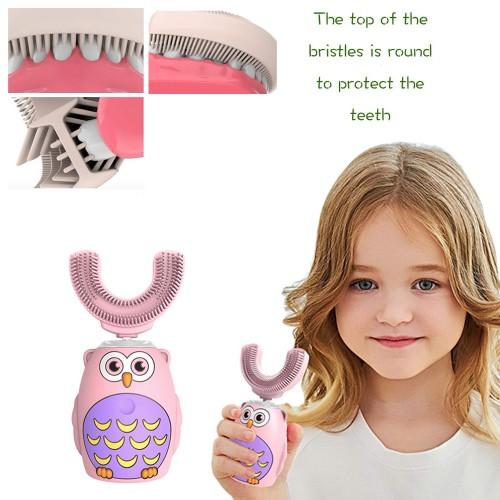 Kids U Shaped Electric Toothbrush