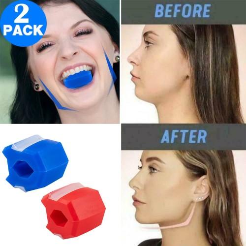2 X Jaw Exerciser