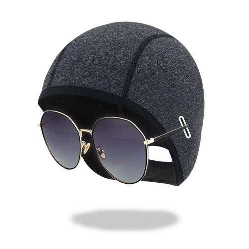 Outdoor Skull Cap Helmet Winter Thermal Liner with Glasses Port