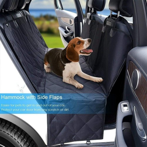 Pet Seat Cover Hammock Style 1