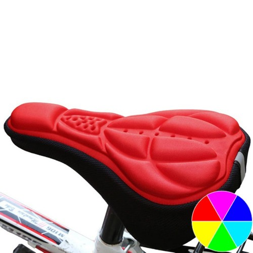 3D Bicycle Seat Cover with Reflective Strip