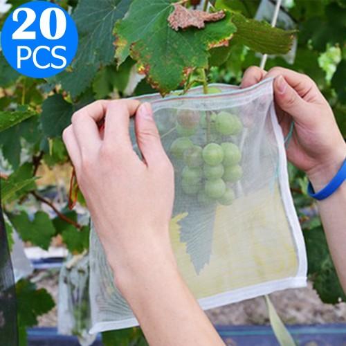 20 X Garden Protect Netting Bags