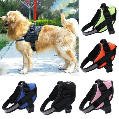 Reflective Adjustable Harness Pet Vest for Dog