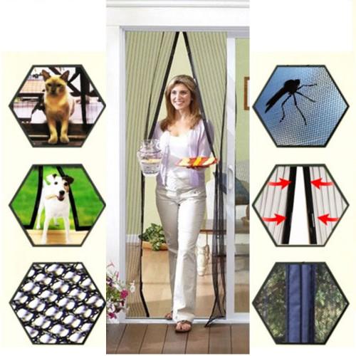 Magnetic Anti-mosquito Door Curtains