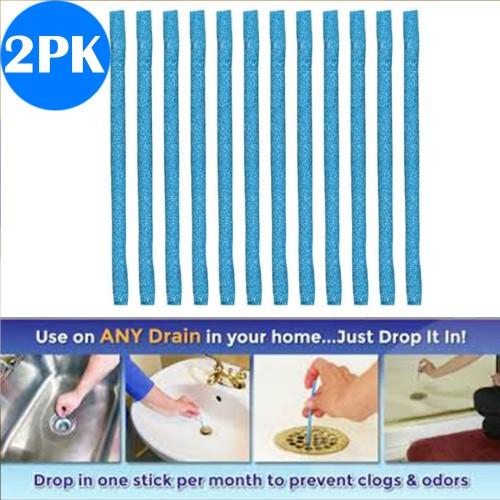 2X Sewer Pipe Bathtub Cleaning Bar