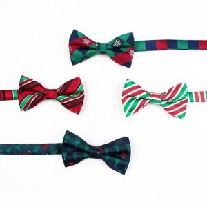 4Pcs Adult Bow Tie Fashion Men Party Tie Accessories