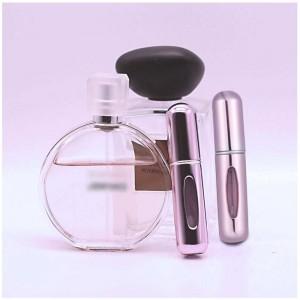 5ml Unisex Pocket Perfume Atomizer-Pink