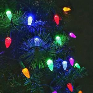 2m 20LED Christmas String Fairy Lights Battery Powered