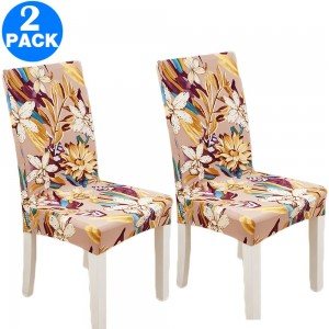 Stretchable Chair Covers Style 3