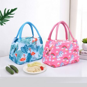 2 X Insulated Lunch Bags Style 3 + Style 4