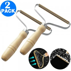 2 X Portable Wool Lint Removers