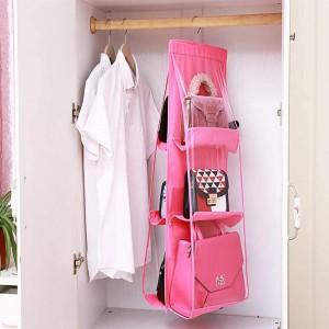 Handbag Organiser Home Storage-Rose