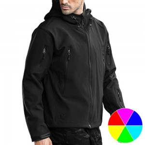 Men Military Tactical Jacket