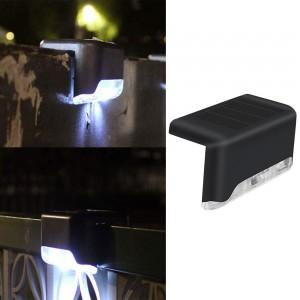4pcs LED Outdoor Solar Electronics Powered Lights-White