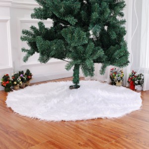 Christmas Tree Skirt Reusable Christmas Tree Skirt Decoration