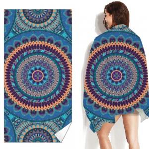80 x 160cm Quick Dry Beach Towel Style 2