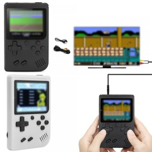Portable Retro Handheld Game Console Mini Game Player with 400 Classic Games Video Games Console