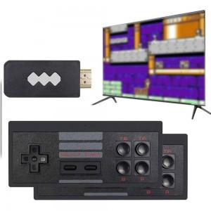 Wireless Game Console Build-in 818 Classic Games Retro Game Console HDMI Output Mini Game Box