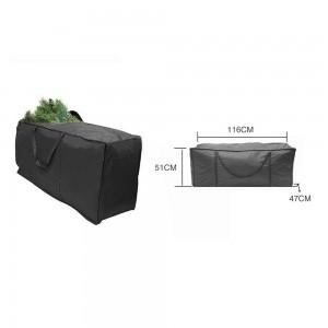 116X47X51CM Home Decor Waterproof Christmas Tree Storage Bag