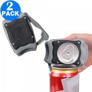 2 X Manual Smooth Edge Can Openers Jar Openers Can Top Removers Kitchen Gadgets Outdoor Tools