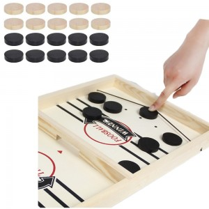 Fast Sling Desktop Foosball Game Toys for Kids and Adults