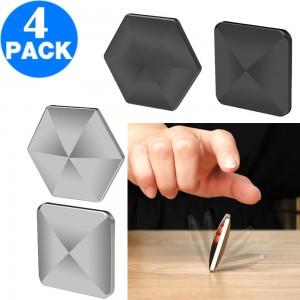 4 X Desktop Flip Spinning Fingertip Toy Stress Relieve Toy